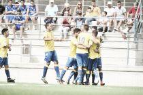 Manu Dimas firma el gol de la jornada