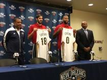 """NBA - Cousins si presenta ai Pelicans: """"Sono qui per vincere!"""""""