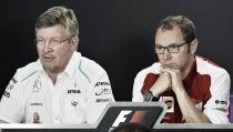 Domenicali y Brawn, en la comisión de investigación del accidente de Bianchi