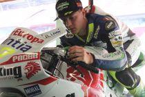 Test Montmelo: Aegerter sulla MotoGP di Avintia