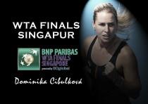 WTA Finals 2016. Dominika Cibulkova: la regularidad tiene su premio