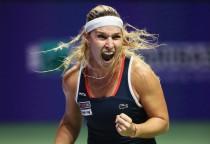 WTA Finals Singapore - Cibulkova doma Halep