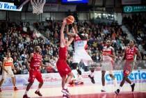 Legabasket, risultati e tabellini dell'ottava giornata di ritorno