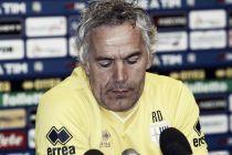 "Parma, Donadoni: ""Andiamo avanti e teniamo duro"""