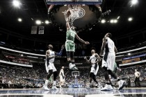 Los Celtics arrasan a los Magic en la segunda parte