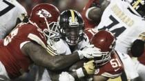 Los Steelers salen victoriosos del Arrow Head
