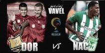 Rionegro Águilas - Atlético Nacional: Primer paso en el camino del bicampeonato