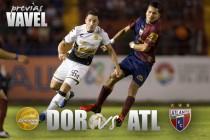 Previa Dorados - Atlante: por los primeros tres puntos en casa