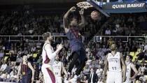 Joey Dorsey regresa al FC Barcelona Lassa