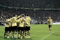 El Dortmund se luce y estará en Berlín