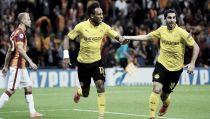 Galatasary 0-4 Borussia Dortmund: Aubameyang at the double as BVB maintain perfect start