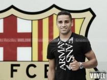 Resúmenes FC Barcelona 2015/16: Douglas Pereira, espectador de lujo