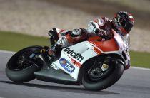 Andrea Dovizioso muestra el potencial de la Ducati