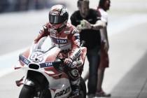 Ducati domina el primer día de tests en Austria