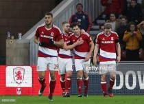 Karanka praises Downing's performance after victory over Accrington Stanley