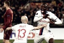 Europa League - La Roma vince ma ai quarti ci va il Lione: 2-1 all'Olimpico