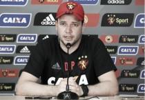 Com André de reserva, Daniel define Sport para jogo contra Ríver-PI