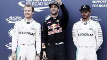 "Daniel Ricciardo: ""Mercedes seguirá siendo el objetivo a batir"""