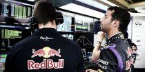 """Daniel Ricciardo: """"Es una buena forma de terminar la temporada"""""""