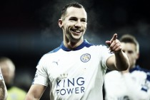 Danny Drinkwatersigns new five-year contract at the King Power Stadium
