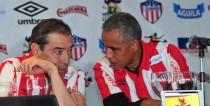 Alexis Mendoza renunció a la dirección técnica de junior
