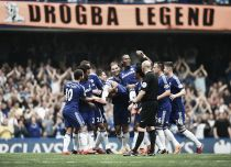 Chelsea legend Didier Drogba makes memorable last appearance