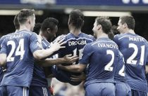 Chelsea 3-1 Sunderland: Blues end their season with three points and the trophy