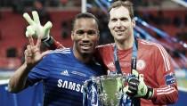Didier Drogba describe a Cech como una leyenda del fútbol y amigo