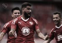 "Brítez: ""Cometí un claro penal pero pude hacer un gol después"""