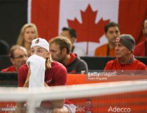 Davis Cup: Britain through to the quarter-finals after Canada's Denis Shapovalov is disqualified
