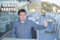 """Entrevista. Manuel Bartual: """"Es importante hacer películas diferentes"""""""