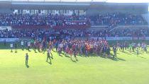 David Mainz le da a la SD Huesca el primer puesto