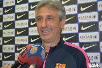 """Vinyals: """"El club es más importante que todos nosotros"""""""