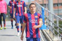 "Sergi Palencia: ""Esta semana ha sido espectacular"""