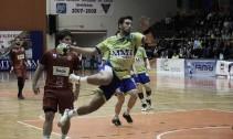 Copa del Rey: Bada Huesca supera al MMT Seguros Zamora