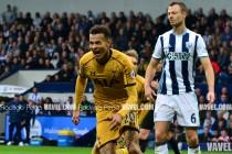 West Bromwich Albion 1-1 Tottenham Hotspur: Late Alli strike maintains Spurs' unbeaten start