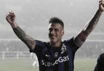 Atalanta 1-1 Sassuolo: Denis bids farewell with goal
