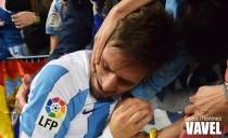 Fotos e imágenes del Málaga 3-1 Levante, jornada 36 de La Liga