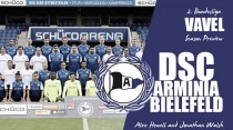 DSC Arminia Bielefeld - 2. Bundesliga 2016-17 Season Preview: Can Rehm remove fears of second season syndrome?