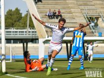 Fotos e imágenes del Albacete B 2-1 Villarrubia en la jornada 9 delGrupo XVIIITercera división