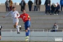 Fotos e imágenes del Albacete B 1-1 CP Villarobledo,en la jornada 21 del Grupo XVIII, Tercera División