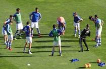 Convocatoria Real Sociedad frente al Granada