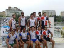Fin de semana de regatas en Sevilla con el Campeonato de Andalucía de Velocidad