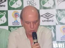 """Álvaro Martínez: """"Es mejor jugar en nuestra casa"""""""