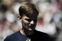 David Goffin delighted at top 10 breakthrough