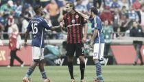 El Schalke resiste y saca un empate con 9 jugadores