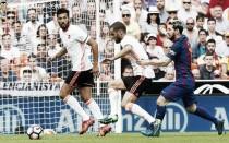 Messi evita la machada con un penalti en el descuento