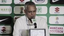 """Reinaldo Rueda: """"Fue un juego inteligente y ordenado de Nacional"""""""