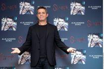 Alejandro Sanz presenta 'SiropeVivo'