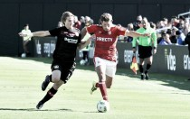 El Pincha aguantó pero cayó en los penales ante el Bayer Leverkusen